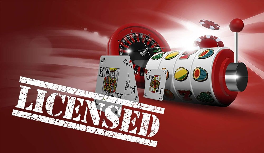 Verify The Online Casino License